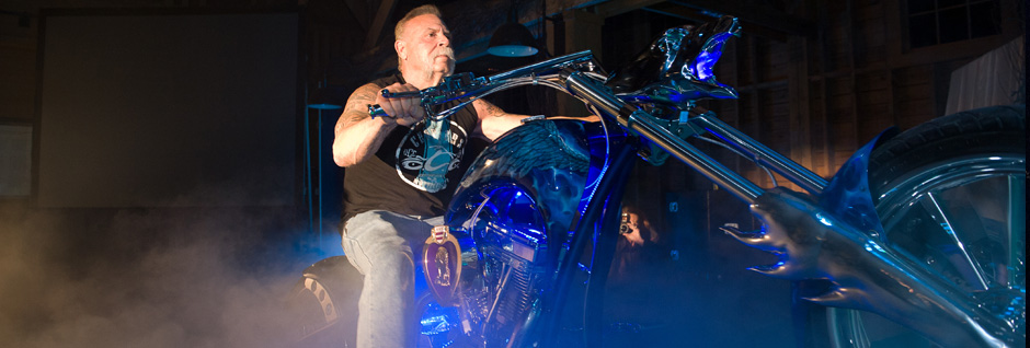 TV | Orange County Choppers